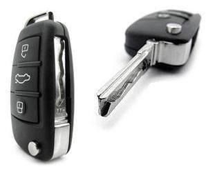 Ключ зажигания Audi