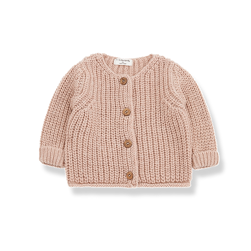 1+ in the family - Rea Jacket rose