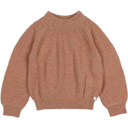 búho barcelona - Fine Knit Jumper antic rose