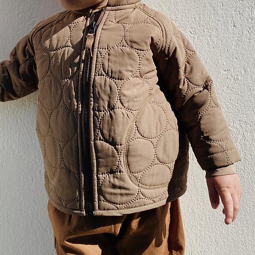 Konges Sløjd - Thermo Jacket Crinkle Walnut