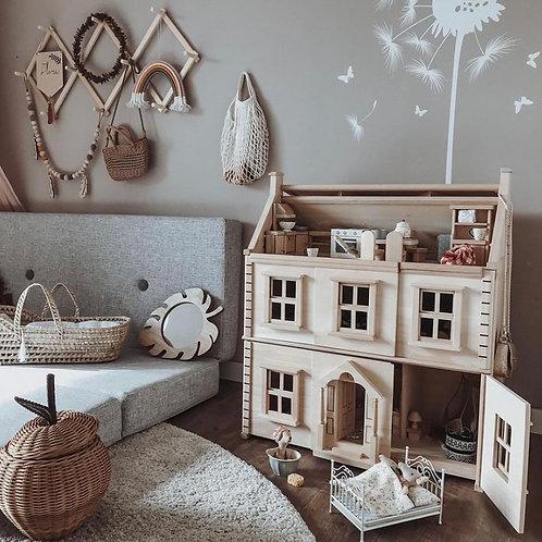 Plantoys - Viktorianisches Puppenhaus