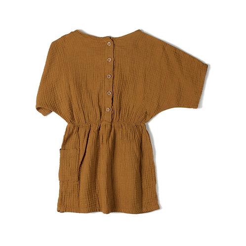 nixnut - Flow Dress Caramel