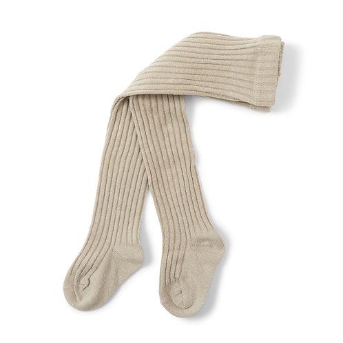 Konges Sløjd - Rib Stockings Paloma Grey