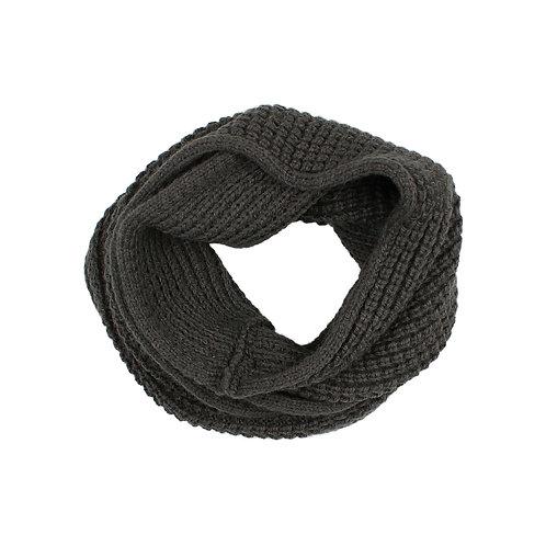 búho barcelona - Soft Knit Buff antracite