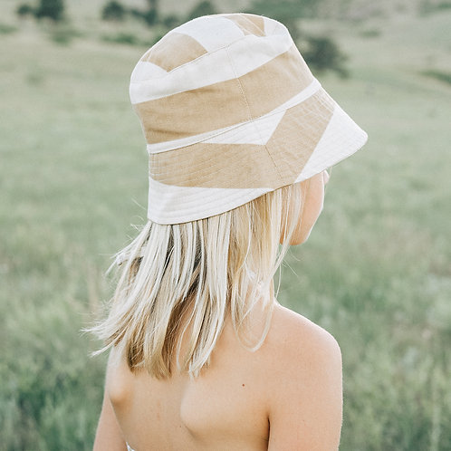 KidWild - Organic Bucket Hat Honey