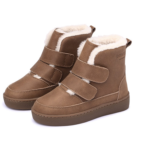 Donsje Amsterdam - Clenn Lining Chestnut Leather