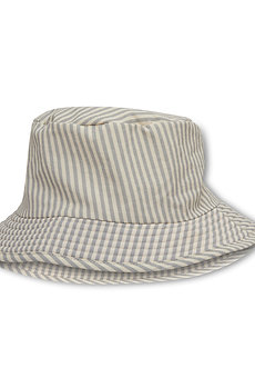 Konges Sløjd - Aster Bucket Hat Light Blue Stripe