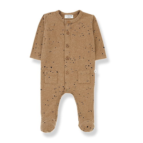 1+ in the family - Candela Jumpsuit brandy