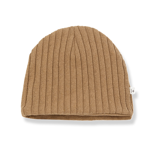 1+ in the family - Nick reversible beanie brandy