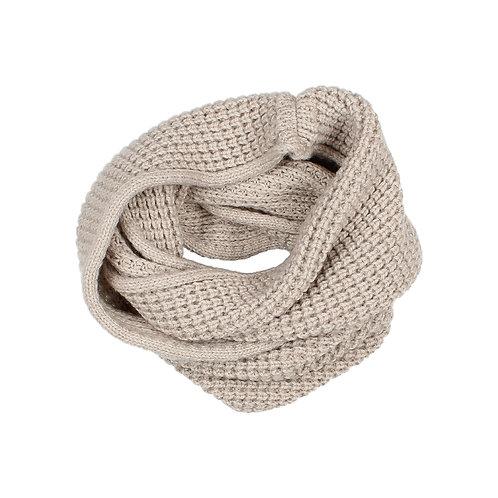 búho barcelona - Soft Knit Buff natural