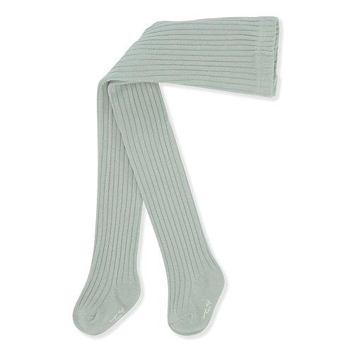 Konges Sløjd - Rib Stockings Mint