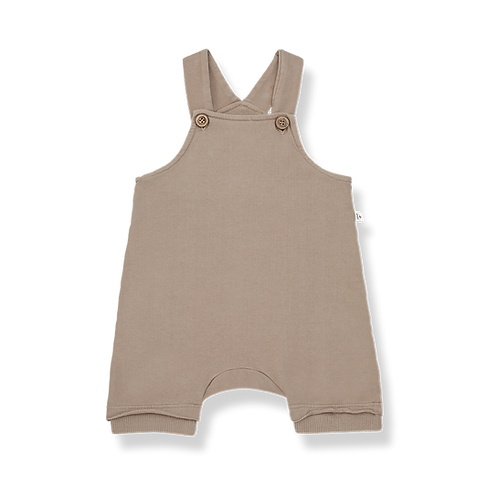 1+ in the family - ilai short overall khaki