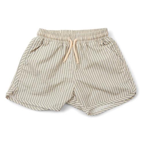 Konges Sløjd - Aster Boy Swimpants Light Blue Stripe