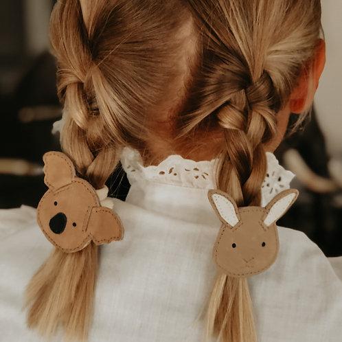 Donsje Amsterdam - Josy Hair Tie Hase