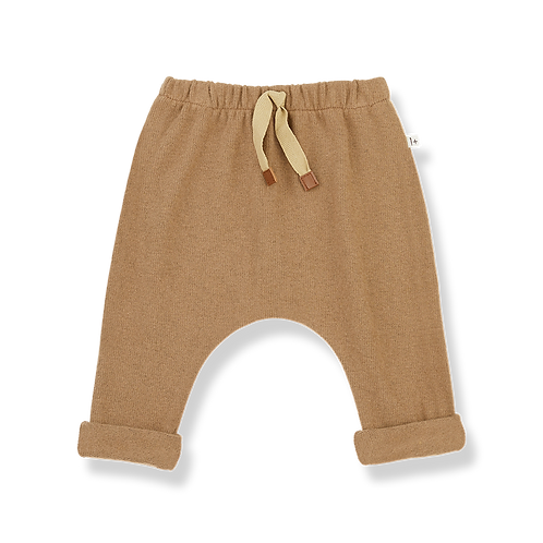 1+ in the family - Yves Baggy Pants brandy