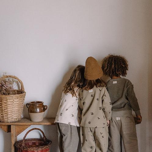 Studio Bohème Paris - Sweatshirt Noé khaki