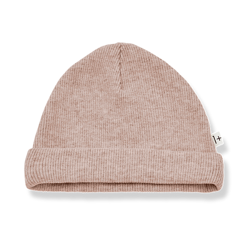 1+ in the family - Ivo Beanie rose