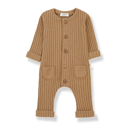 1+ in the family - Alain Jumpsuit brandy