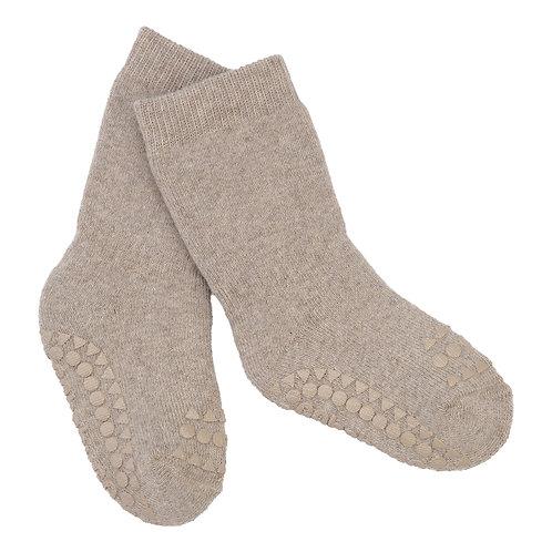 GoBabyGo - Rutschfeste Socken Sand