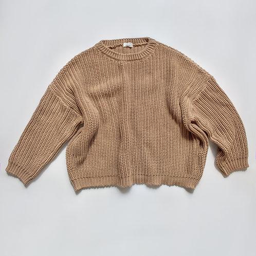 Women's Loungewear The Simple Folk – The Chunky Sweater Caramel