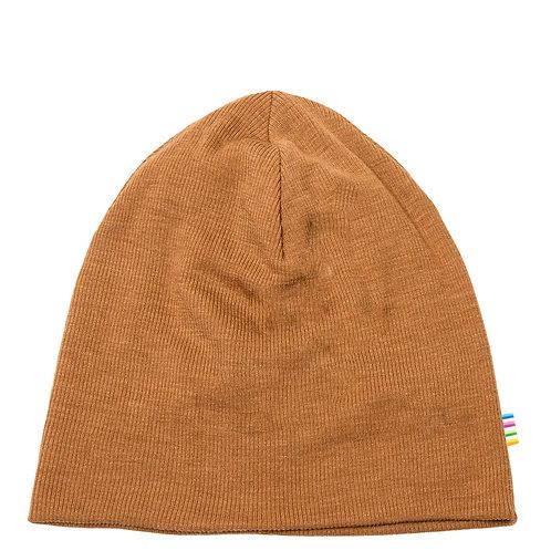 Joha - Mütze Ripp aus Merinowolle/Seide