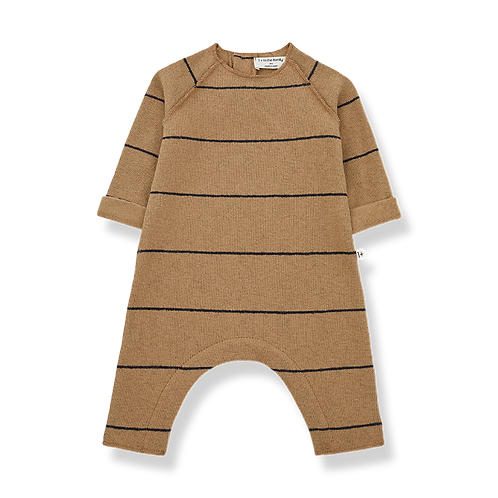 1+ in the family - Laurent Jumpsuit Brandy