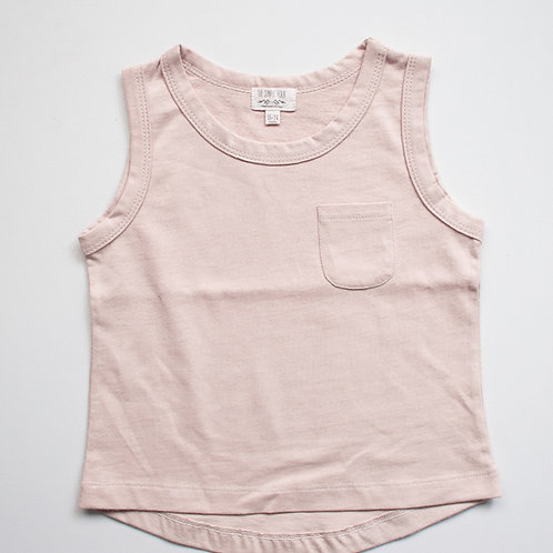 The Simple Folk - The Mountain Tank Antique Rose