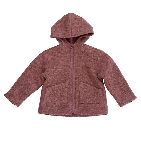 HUTTELiHUT - POOH Baby Jacket Wool Rosewood