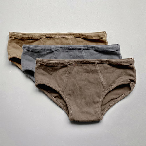 The Simple Folk - The Undie Set mixed colors