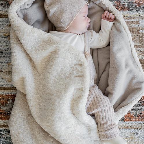 1+ in the family - Baby Nest ecru