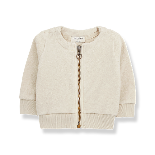 1+ in the family - Emma Jacket alabaster
