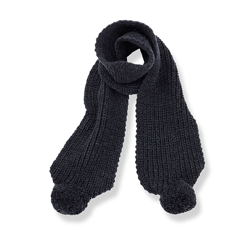 1+ in the family - Clyde Scarf charcoal