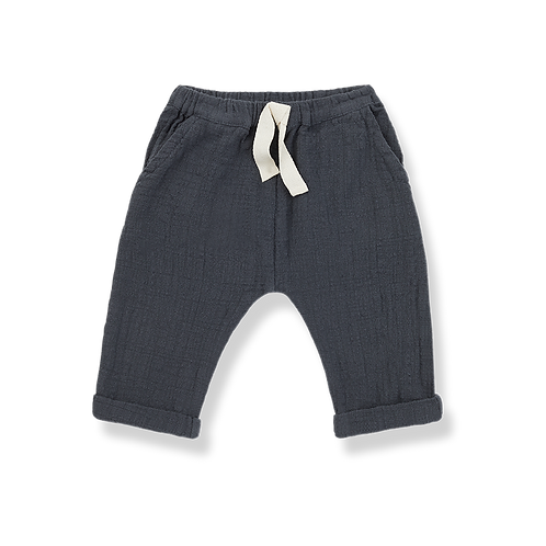 1+ in the family - hector long pants anthracite