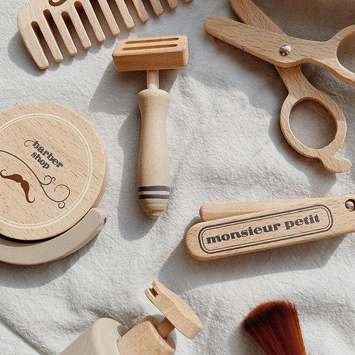 Konges Sløjd - Holzspielzeug Barber Set