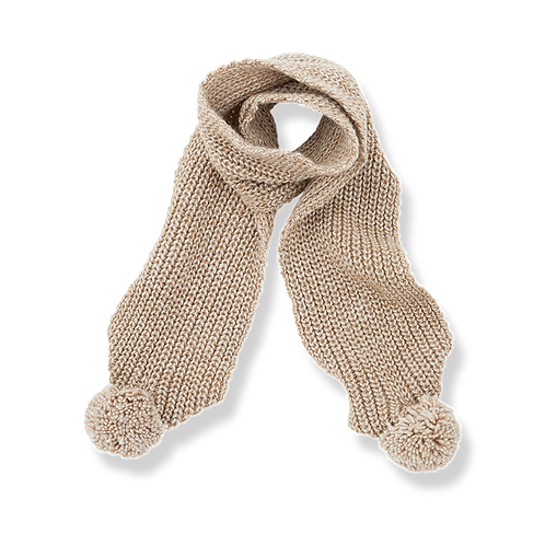 1+ in the family - Clyde Scarf beige