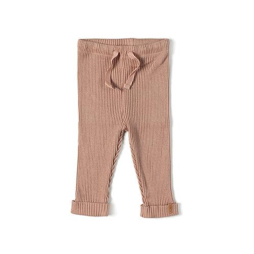 nixnut - Rib Legging Lychee