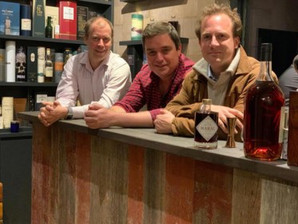 Un sloe gin made in Brabant wallon (Pascal Jassogne- L'avenir)