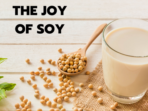 Soy Series: Part One