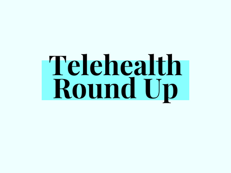 💻✨Telehealth Round Up: Free Webinars!