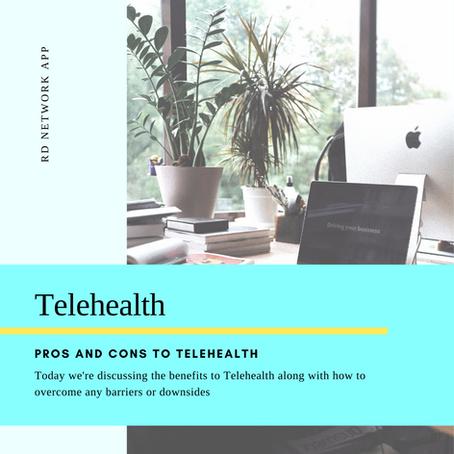 The Benefits to Telehealth (pros & cons)