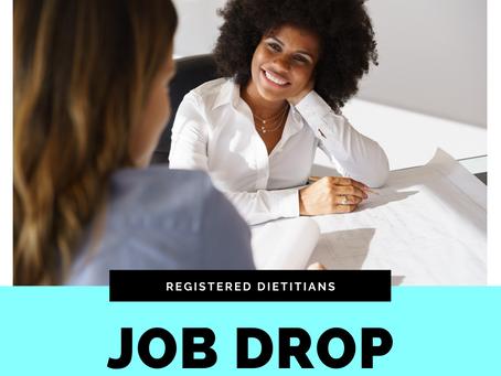 Job Drop: November 2019
