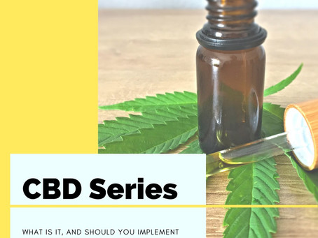 Why is CBD important for healthcare practitioners and dietitians?