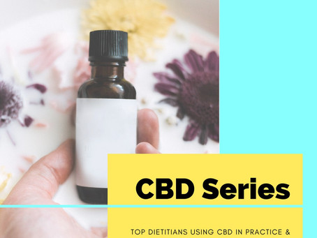 Trailblazing Dietitians & Resources for CBD