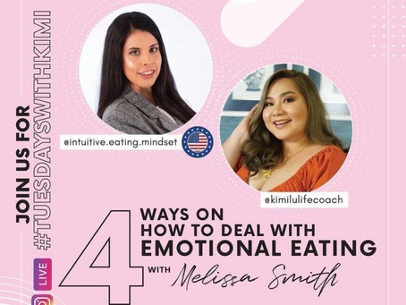 4 Ways To Deal With Emotional Eating