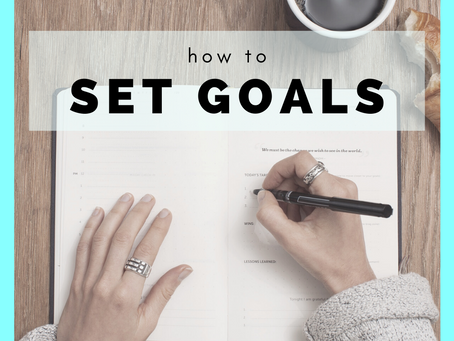 How to Set Goals: 2020 Guide to Focus & Accomplish