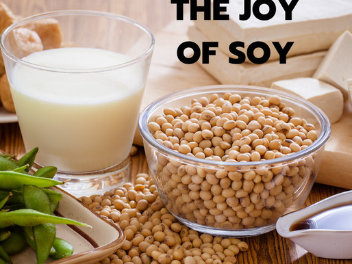 Soy Series: Part Two