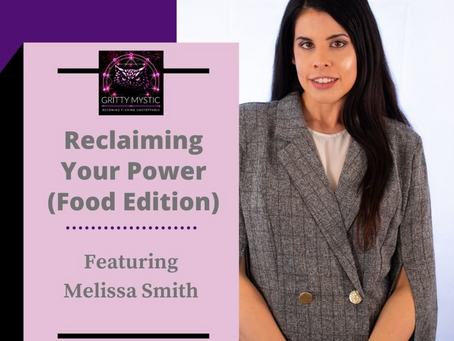 Reclaiming your power - new podcast conversation