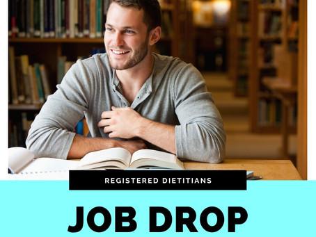 Friday Job Drop 🔥