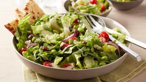 Edamame Greek Salad