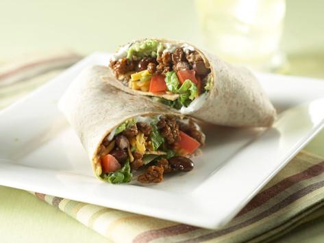 Double Whammy Taco Wraps
